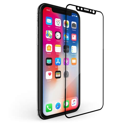 Tempered Glass Iphone 5 3d skusky iphone x premium hd 3d tempered glass
