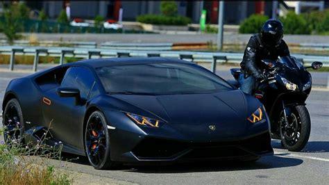 Lamborghini Vs Motorcycle Lamborghini Huracan Vs 2014 Cbr 1000rr Motorcycle Speed