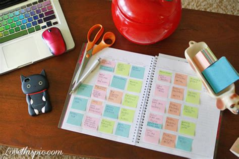Organizing Your Desk At Work Planning And Organizing Quotes Quotesgram