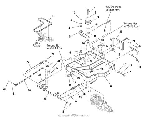 Carrier Lookup Simplicity 1694862 Zt1644e 16hp Hydro Parts Diagram For Carrier 987026