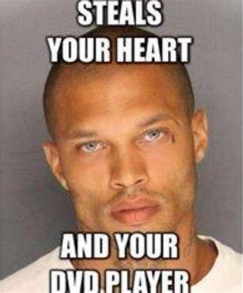 Handsome Meme - viral mugshot of handsome criminal jeremy meeks is now a meme
