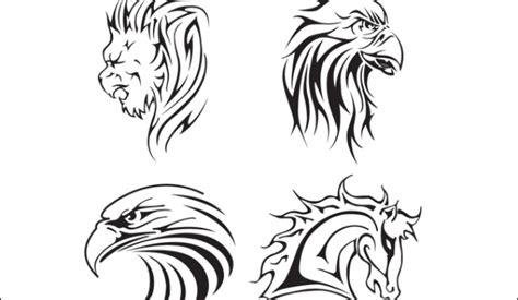 tattoo animal vector animal tattoo vectors vectorish