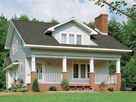 Traditional Craftsman House Plans by Traditional Craftsman Exterior 81160w Architectural