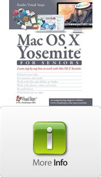 macos high for seniors learn step by step how to work with macos high computer books for seniors series books for mac os x yosemite for seniors learn step