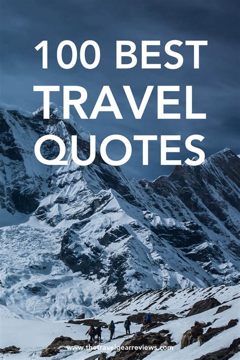 best travel quotes 100 best travel quotes and saying thither