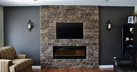 Feuerstelle Mauern by Fireplace Walls With Seating This Client Had The