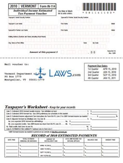 illinois sales tax payment voucher free downloads
