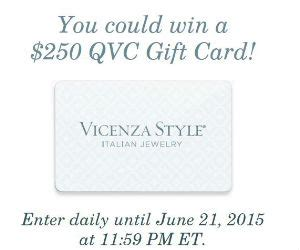 Qvc Gift Card Code - win a 250 qvc gift card free sweepstakes contests giveaways