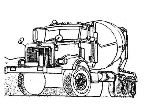 car transporter coloring page car transporter lego cement truck coloring pages car