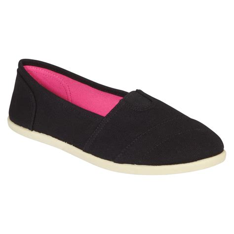 bongo s casual canvas shoe prepster black shop