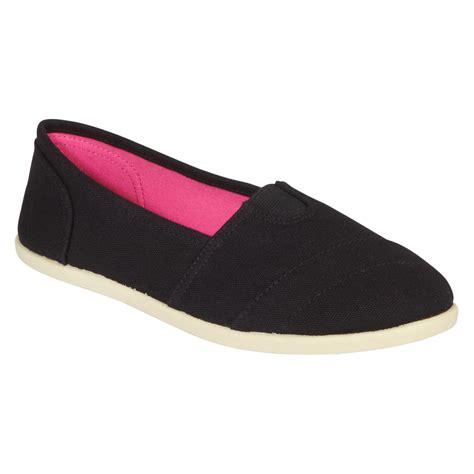 canvas shoes bongo s casual canvas shoe prepster black shop