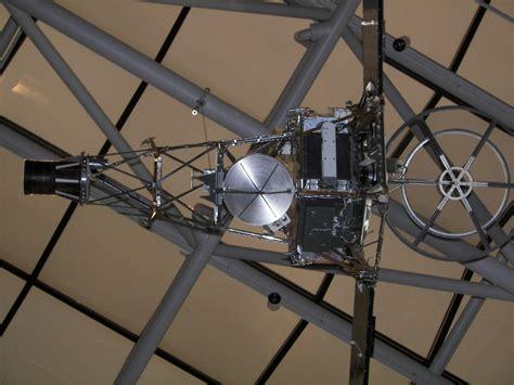 venus probes historic spacecraft