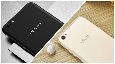 Merk Hp Vivo V5s perbandingan hp android oppo dan vivo dari segi merk