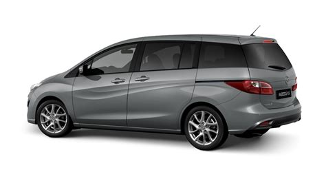 mazda5 mpv is a 6 seater family car with low fuel consumption