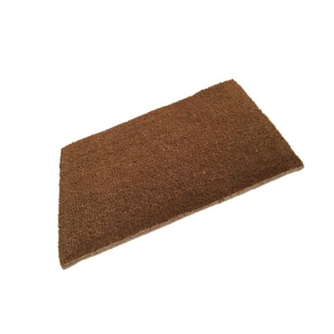 Plain Coir Doormat plain coir 980mm x 600mm doormat quality doormats custom door mats personalised doormats
