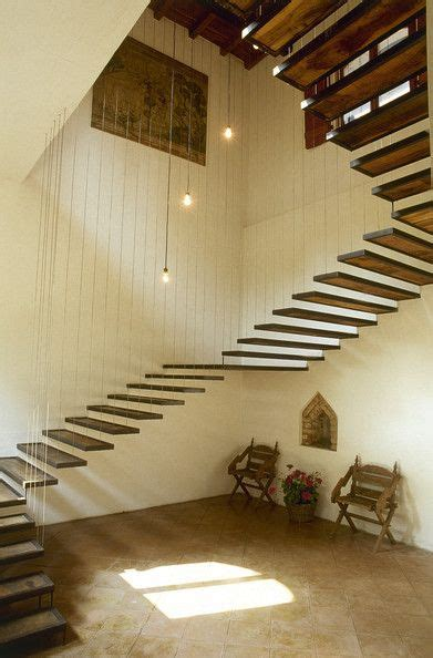 suspended stairs    house stairs staircase