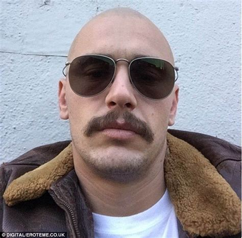 celebrities having moustaches with bald head 17 best images about zit wel snor bald people with