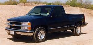1998 chevrolet 1500 sportside