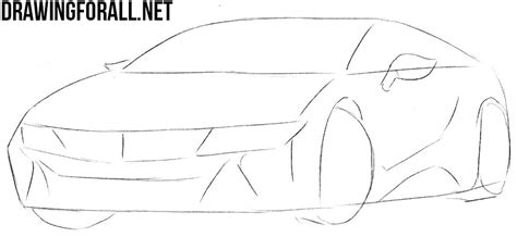 how to draw a car bmw i8 step by step easy how to draw a bmw i8 step by step drawingforall net