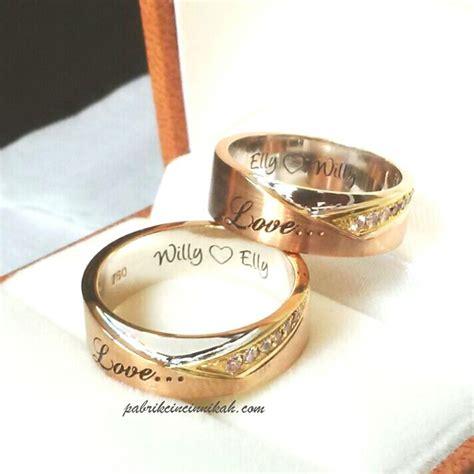Cincin Kawin Palladium 35 62 best cincin kawin simple design images on