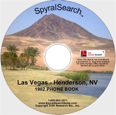 White Pages Las Vegas Lookup Nevada Directories Nevada Phone Books White Pages And City Directory On Cd