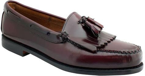 bass kiltie tassel loafer g h bass co layton weejuns kiltie tassel loafers in