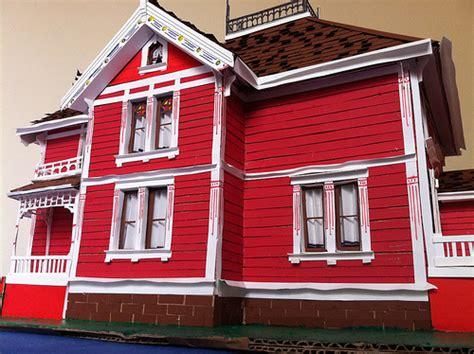 charmed doll house home ideas
