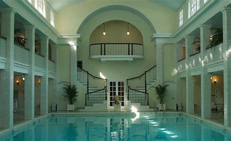 desain kolam renang indoor modern rancangan desain rumah