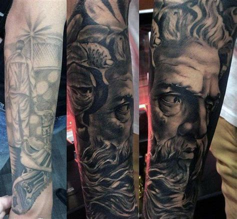 tattoo cover up forearm 50 tattoo cover up sleeve design ideas for men manly ink