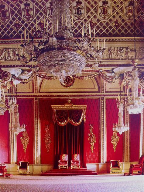 buckingham palace throne room visiting buckingham the anthrotorian