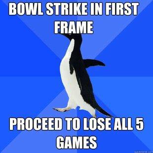 Bowling Memes - iron man bowling memes