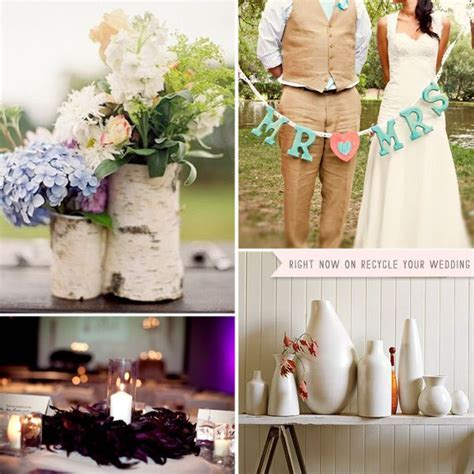 Used Rustic Wedding Decorations For Sale   Rustic Wedding