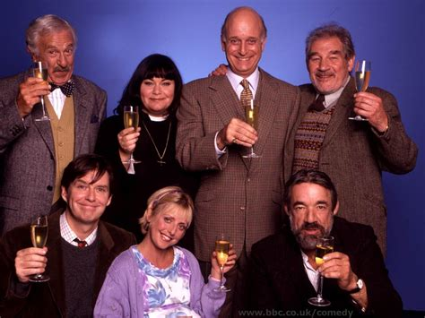 The Rag Blog: Alan Waldman : ?The Vicar of Dibley? Is One