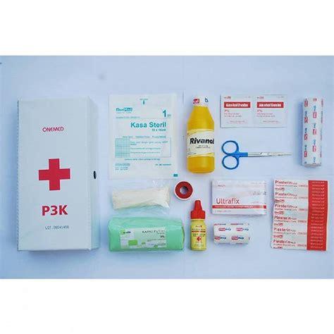 Pinset P3k p3k kotak kecil ajaib yang wajib tersedia di rumah