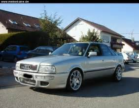 Audi Cc View Of Audi 80 1 8 Cc Quattro Photos Features