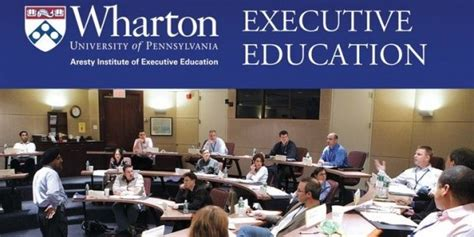 Wharton Mba Laptop Deal by Wharton Sf Offers Exec Ed Program Metromba