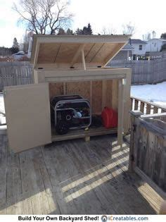 generator shed plan doors open generator shed generator