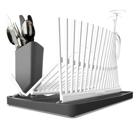 design milk dish rack forminimal architectural kitchenware by black blum