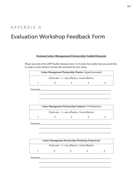 workshop report template word feedback workshop feedback form picture workshop