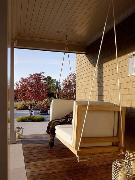 contemporary porch swing 25 best ideas about contemporary porch swings on