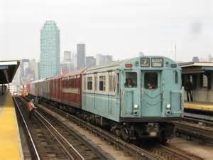 new york city subway car r33 world s fair new york city subway car