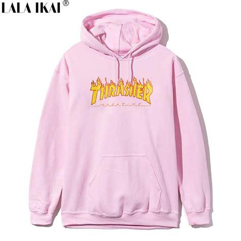 aliexpress hoodies online get cheap pink thrasher hoodie aliexpress com