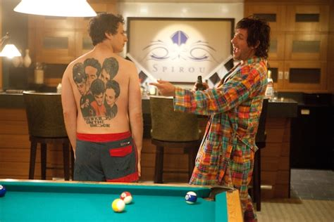 back tattoo that s my boy that s my boy movie review daddy don t