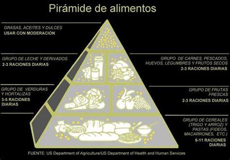 cadena alimenticia pirámide trofica la piramide de los alimentos el remedio natural