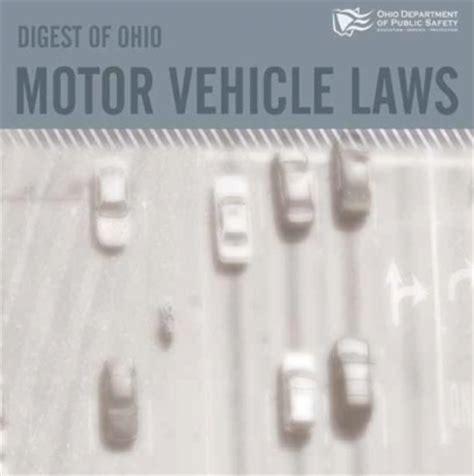 Car Lighting Laws Ohio Florida Dmv Sheet