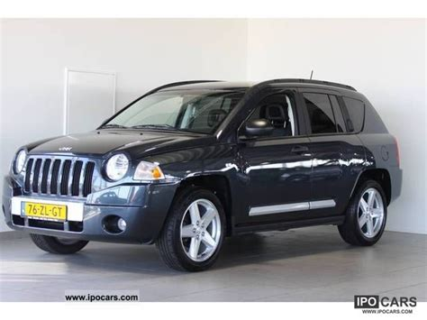 electric and cars manual 2008 jeep compass security system 2008 jeep compass 2 4 limited car photo and specs