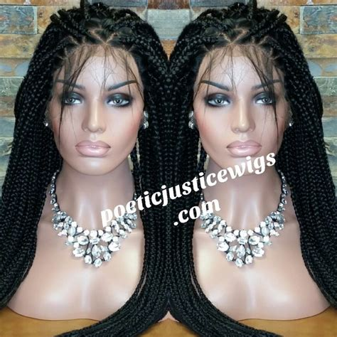 poetic justice wig 17 images about triangle part box braids on pinterest