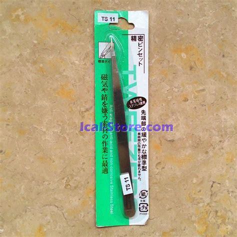 Pinset Lurus Pcs by Pinset Lurus Ts 11 Standar Ical Store Ical Store