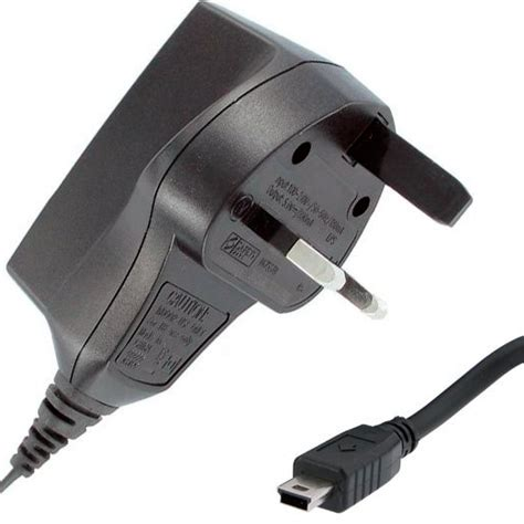 mini chargers mini usb mains charger the phone trader