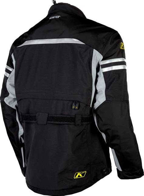 motorcycle riding vest 549 88 klim mens latitude armored textile motorcycle 1036551